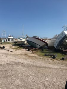 boat damage appraisal Houston